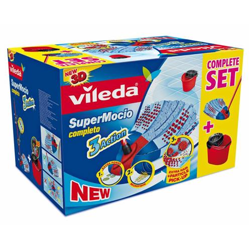 Vileda SuperMocio 3Action Box 137579 Zestaw