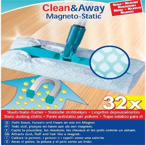 Leifheit Clean Away Ścierki Antystatyczne 32szt 56642 Leifheit