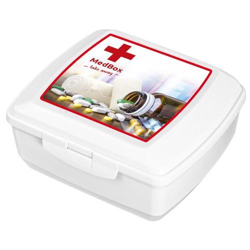 Branq Pojemnik na leki Medbox 0,85L 5940