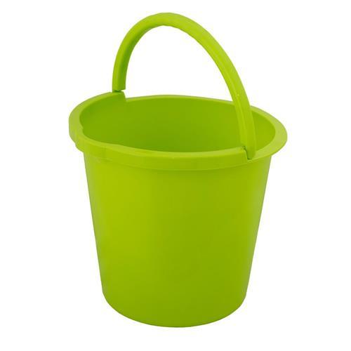 Branq Wiadro z wylewką 10l 1200 Zielone