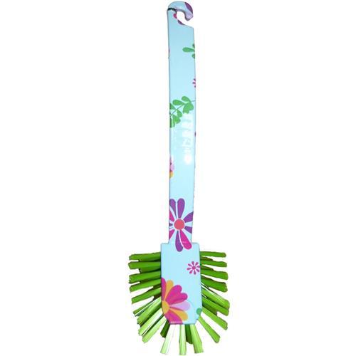 Szczotka Do Naczyń Kwiatki 27cm