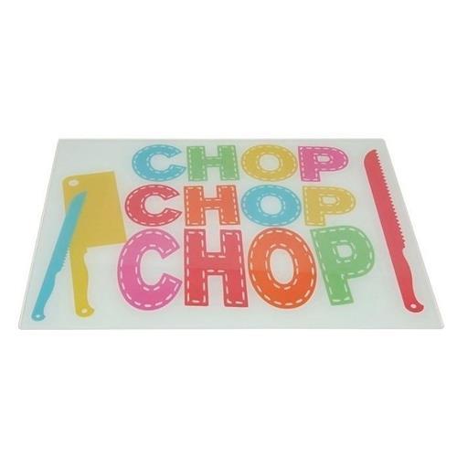 Deska Szklana 30x40cm Chop 3 Wzory
