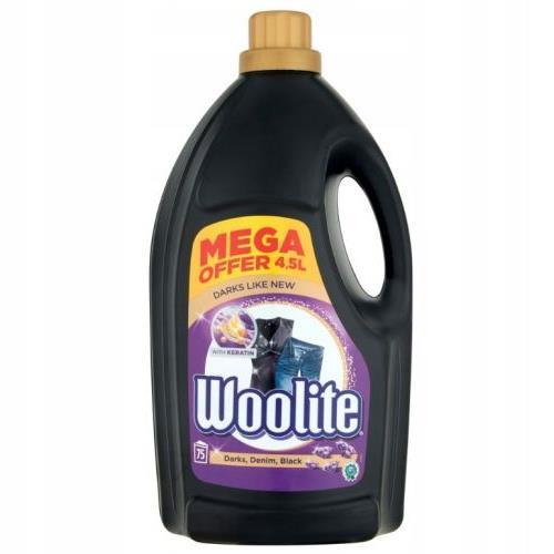 Woolite Perla Extra Dark Płyn Do Prania Ciemnego 4,5l