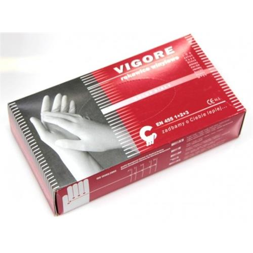Rękawice Winylowe Vinylex S A100 G