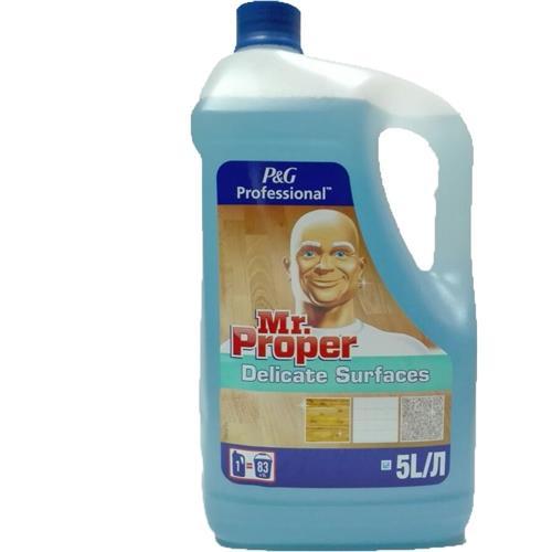 Mr.Proper 5l Do Podłóg O Delikatnej Powierzchni Delicate Surfaces Procter Gamble