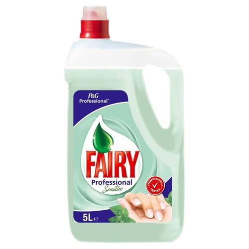 Fairy Płyn Do Mycia Naczyń 5l Sensitive Procter Gamble
