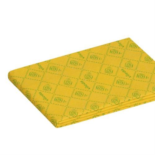 Vileda Ścierka Podłogowa Żółta 105686 Vileda Professional