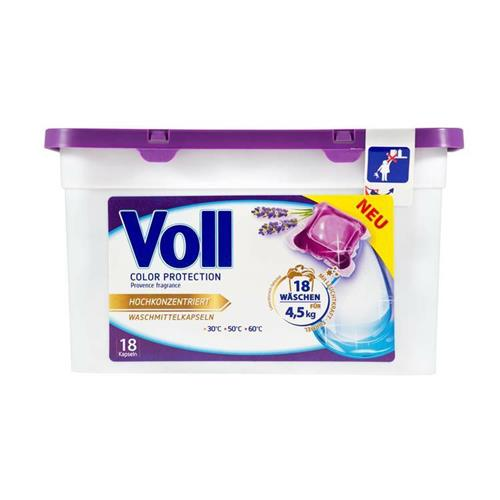 Voll Color Protection Kapsułki Do Prania Koloru 18szt