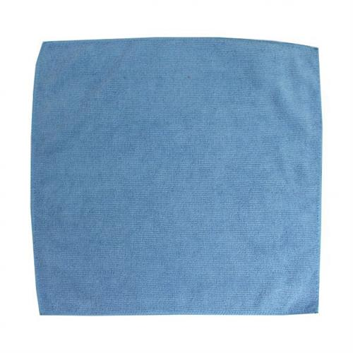 Ścierka z mikrowłókien 32x32 niebieska