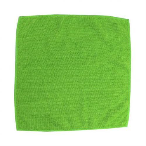 Ścierka z mikrowłókien 32x32 zielona