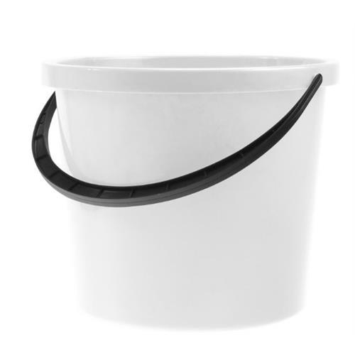 Plast Team Wiadro Berry 10l Białe Wyciskacza 6059