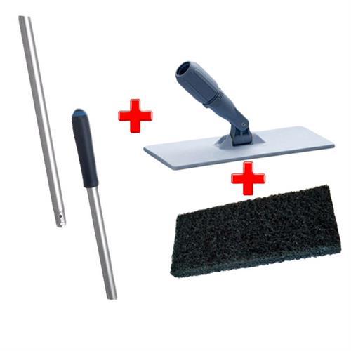 Vileda Zestaw do czyszczenia mocno zabrudzonych powierzchni Vileda Professional