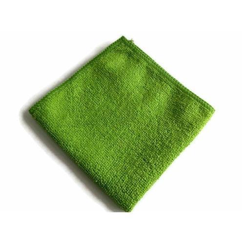 Ścierka Microfibra 30X30cm Sitec Zielona 180G
