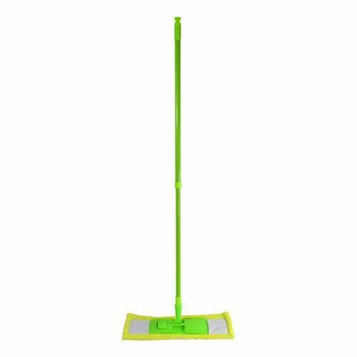 F Mop Hit Micro Zielony Z Drążkiem Teleskopowym