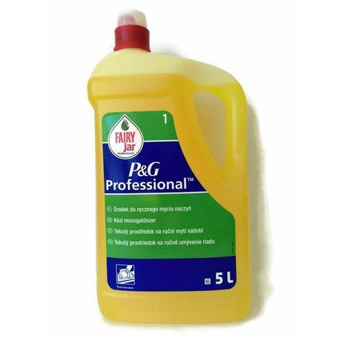 Fairy Jar Płyn Do Mycia Naczyń 5l Lemon Procter Gamble