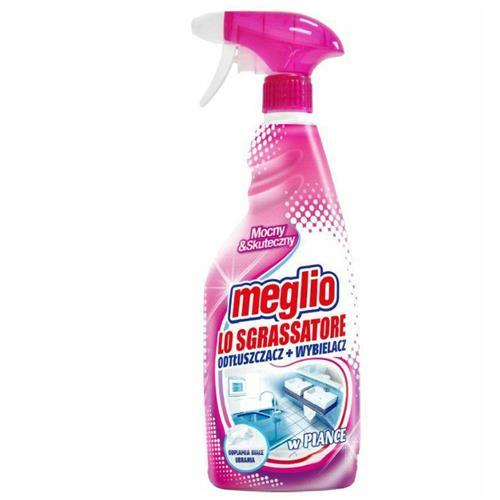 Meglio Odtłuszczacz + Wybielacz 750ml Spray