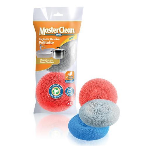 Arix Master Clean Czyścik Plastikowy 2szt 1562