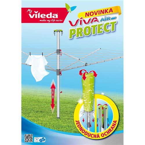 Vileda Suszarka Ogrodowa Viva Air Protec 140930