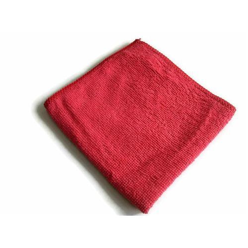 Ścierka Microfibra 32X32cm Sitec Czerwon 180G