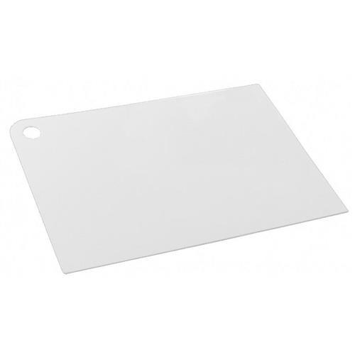 Plast Team Deska Do Krojenia Cieńka 34,5x24 Biała 1112