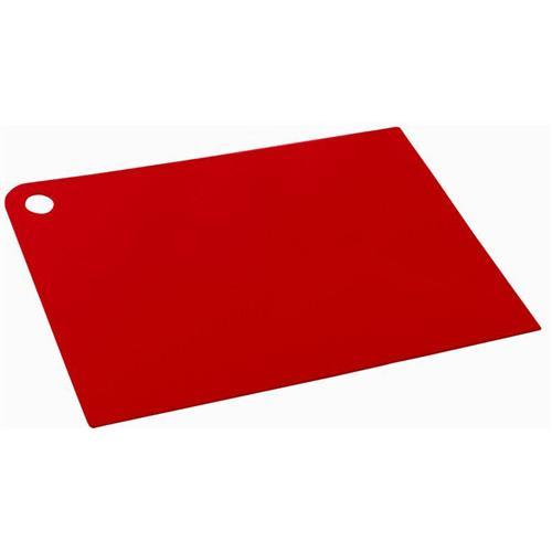 Plast Team Deska Do Krojenia Cieńka 34,5x24 Czerwona 1112