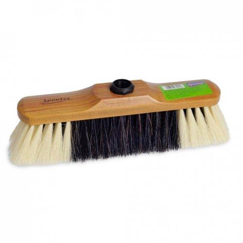 Spontex Miotła drewniana Robust zapas 60012