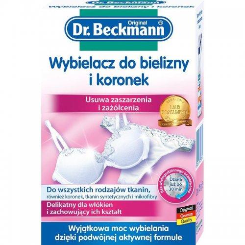 Dr.Beckmann Wybielacz do bielizny i koronek 2x70g