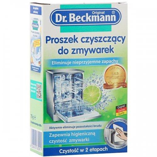 Dr.Beckmann Proszek do czyszczenia zmywarek 75g