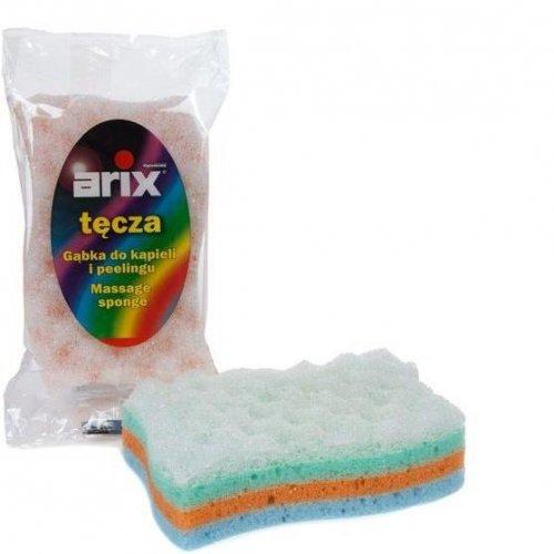 Arix Gąbka Kąpielowa Tęcza W608
