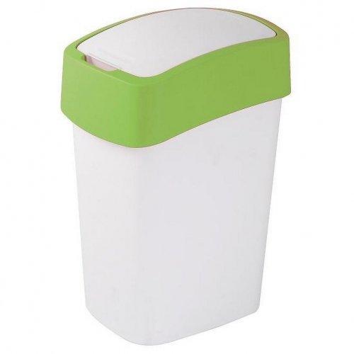 Curver Kosz Na Śmieci Uchylny Flip Bin 25l Zielony C 186154