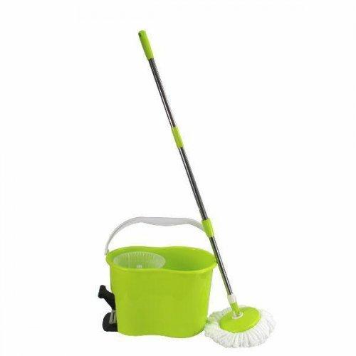 F Magic Mop 360* Zestaw Obrotowy Zielony