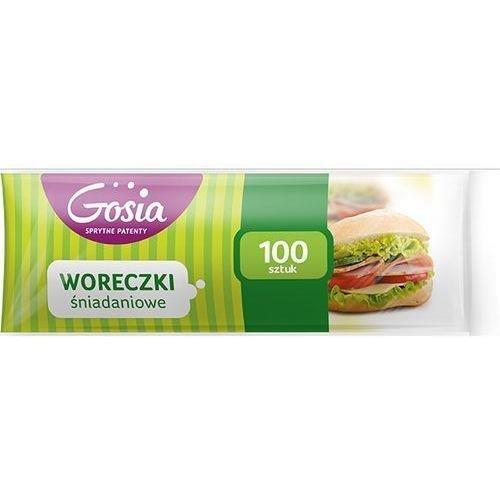 Gosia Woreczki Śniadaniowe 100szt 4727