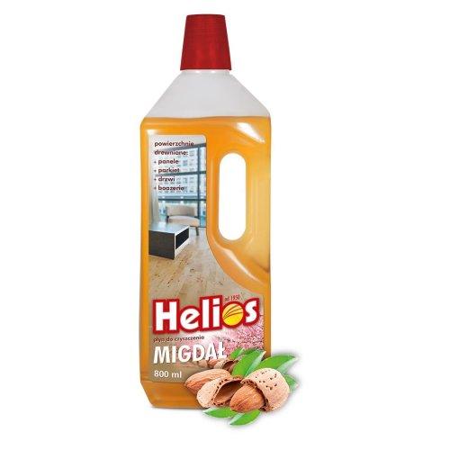 Gosia Helios Płyn Do Powierzchni Drewnianych Migdał 800ml