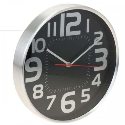 Zegar Ścienny Okrągły 29,5x4cm 3 Kolory