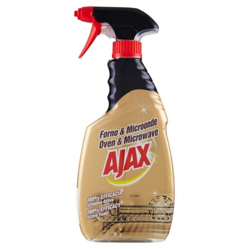 Ajax Spray Do Piekarnika Mikrofali 500ml