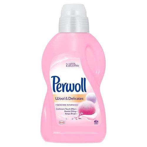 Perwoll Wool Delicates Płyn Do Prania Wełny I Delikatnych 900ml