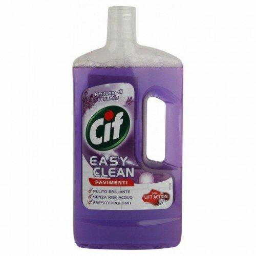 Cif Easy Clean Płyn Uniwersalny 1l Lawenda