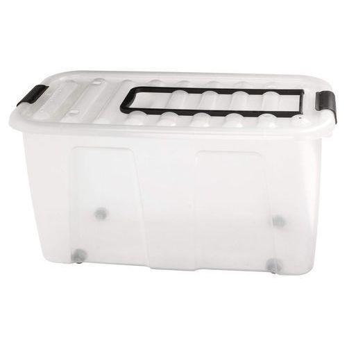 Plast Team Pojemnik Home Box Roll. 86l Z Rączką 2227