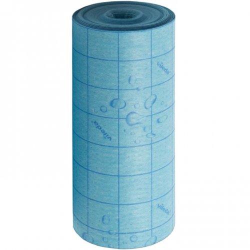 Vileda Ścierka 10m Quick`N Dry Niebieska 100145 Vileda Professional