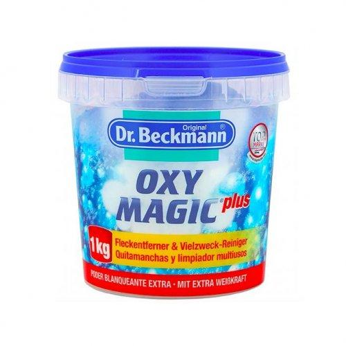 Dr.Beckmann Oxy Magic Plus Odplamiacz 1kg Uniwersalny