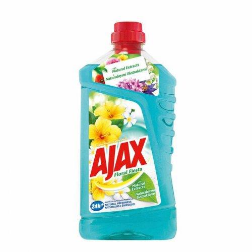 Ajax Uniwersalny Kwiat Laguny 1l Jasno Niebieski