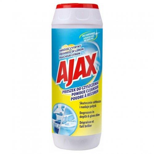Ajax Proszek Do Szorowania Cytryna 450g