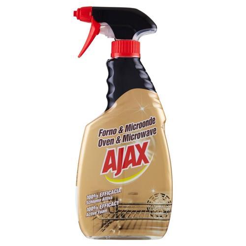 Ajax Spray Do Piekarnika Mikrofali 500ml