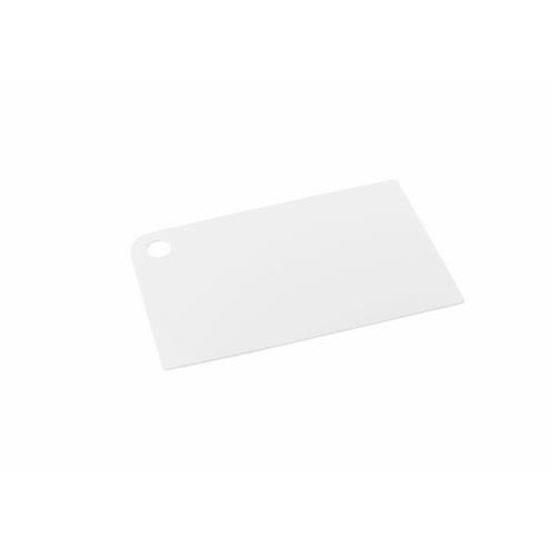 Plast Team Deska Do Krojenia Cieńka 24,4x17,2 Biała 1109