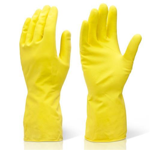 Spontex Rękawice Economic Yellow S 112416