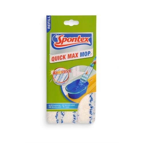 Spontex Quick Max Abrasive Wkład Niebies 97050281