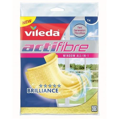 Vileda Ścierka Actifibre Window do szyb 151708