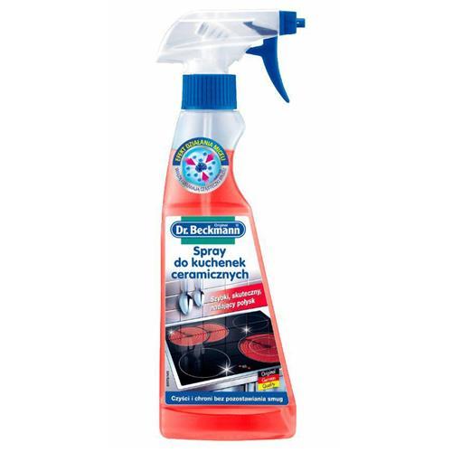 Dr.Beckmann Spray Do Kuchenek Ceramicznych 250ml