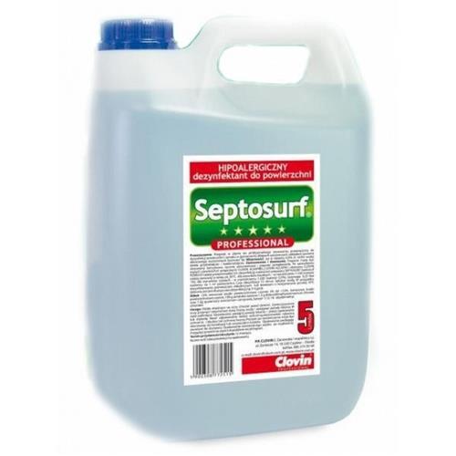 Septosurf 5l Płyn Do Dezynfekcji Clovin