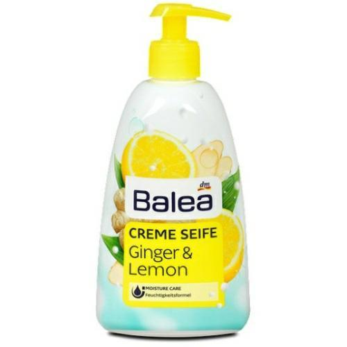 Balea Mydło Z Pompką 500ml Ginger Lemon